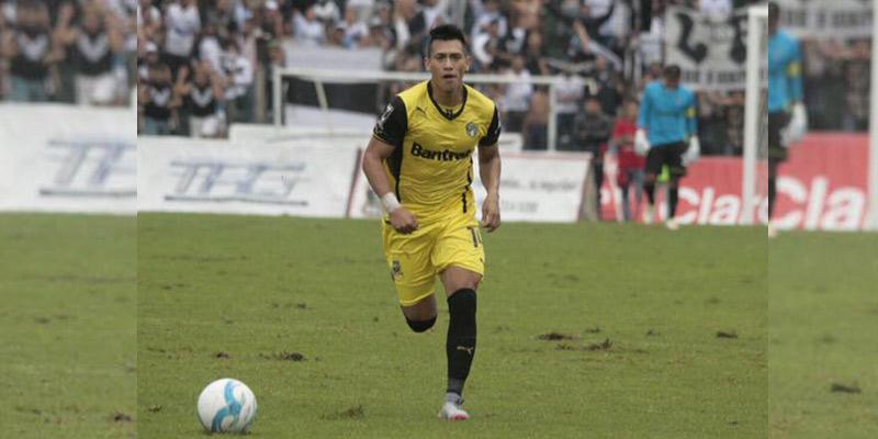 Futbolista Rafael Morales