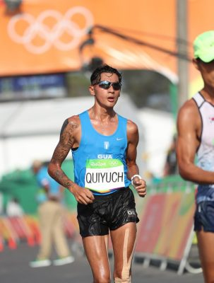 Jaime Quiyuch participó en los Juegos Panamericanos Guadalajara 2011