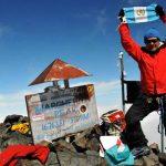Biografía de Jaime Viñals, montañista guatemalteco