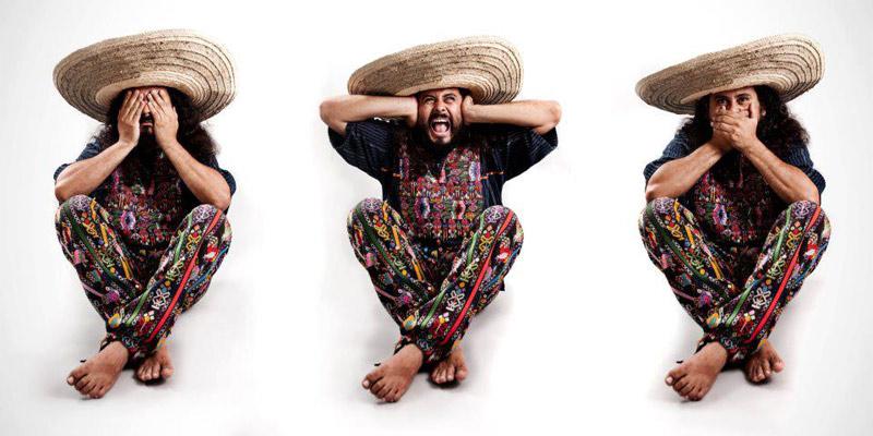 Junio Jocol cantante guatemalteco