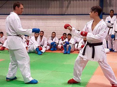 Karateca Christian Wever es considerado el rey del karate juvenil guatemalteco