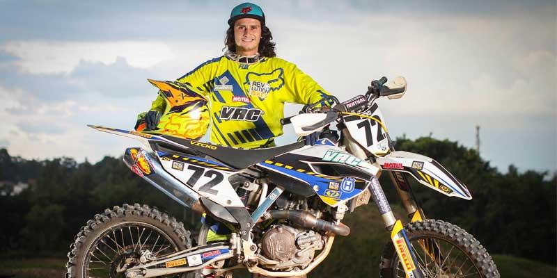 Motocross Vicko Castillo