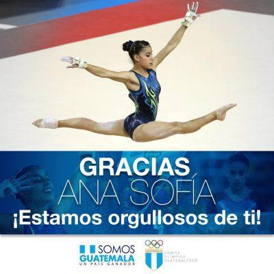Por qué Sofia Gómez se retiró de la gimnasia profesional