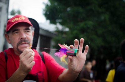 Productor musical guatemalteco Paulo Alvarado