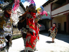baile de toritos en guatemala