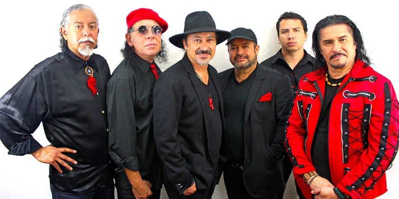 banda de rock guatemalteca Alux Nahual