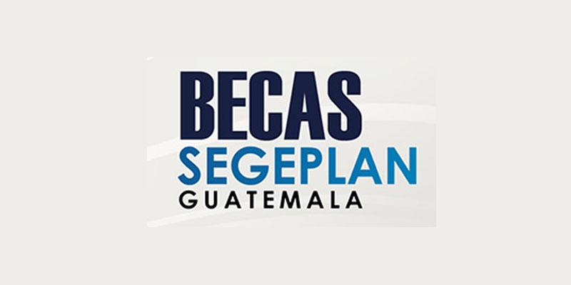 becas segeplan guatemala