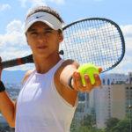 Biografía de Andrea Weedon, tenista guatemalteca