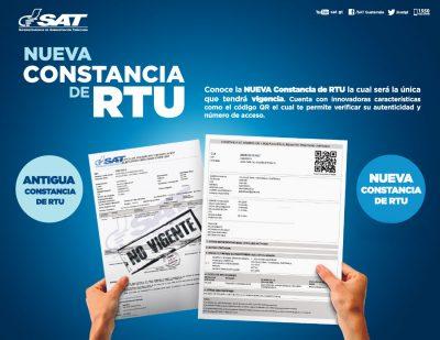 constancia RTU