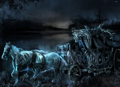 el carruaje de la muerte