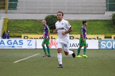 futbolista guatemalteco José Manuel Contreras
