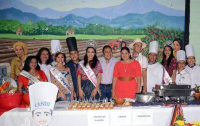 intercambio gastronomico feria de malacatan