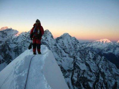 montañista guatemalteco Jaime Viñals