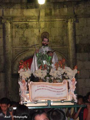 procesion de santo tomas la union