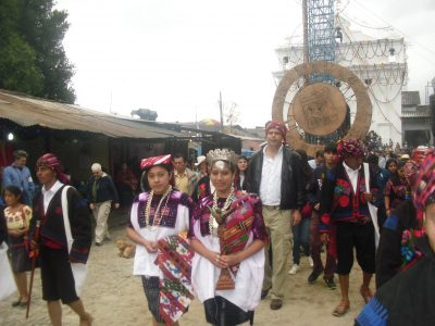 reina indigena de chichicastenango
