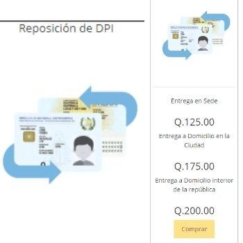 solicitud-electronica-reposicion-dpi-guatemala-costos-precio