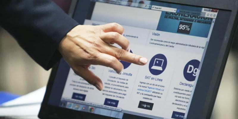 Cómo obtener usuario de SAT en línea