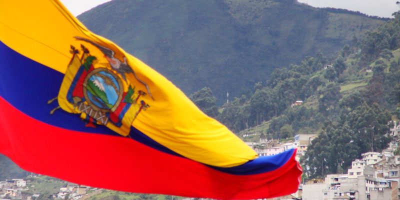 Visa ecuatoriana de intercambio cultural