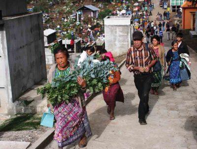 1 de noviembre Día de Todos los Santos en Guatemala