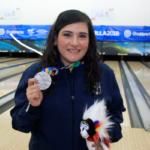 Biografía de Sofía Granda, jugadora guatemalteca de boliche