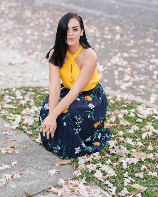 Blogger guatemalteca