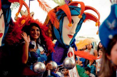 Carnaval de Mazatenango Suchitepéquez