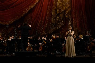 Conoce a la soprano guatemalteca Adriana Gónzalez