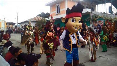 Convite de Chichicastenango, Quiché