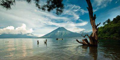 Cuál es la leyenda del Lago de Atitlán
