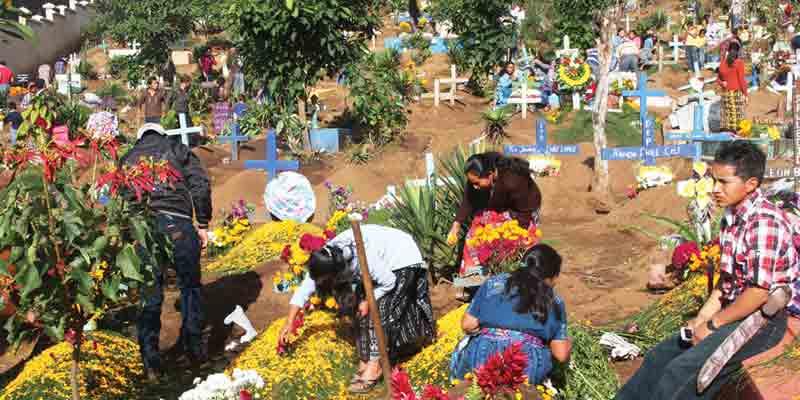 Día de Todos los Santos en Guatemala