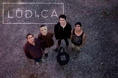 Grupo guatemalteco Lúdica