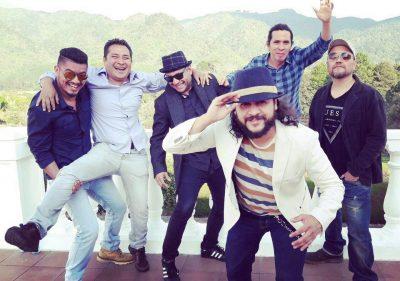 Grupo guatemalteco Los Patanes
