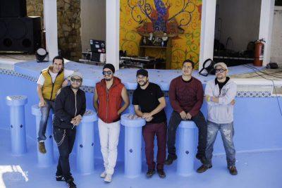 Grupo musical Los Patanes