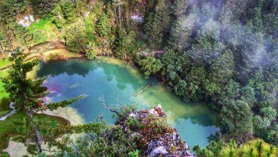 Historia de Laguna Magdalena en Guatemala