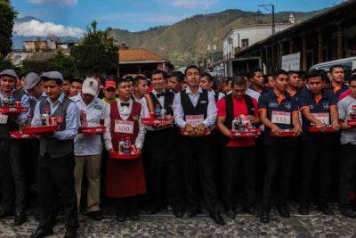 Historia de la Carrera de Charolas en Antigua Guatemala