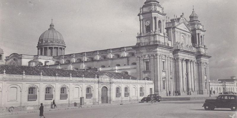 Historia de la Catedral Metropolitana de Guatemala