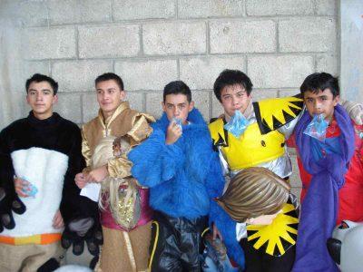Historia del Convite Centenario 8 de diciembre, Chichicastenango