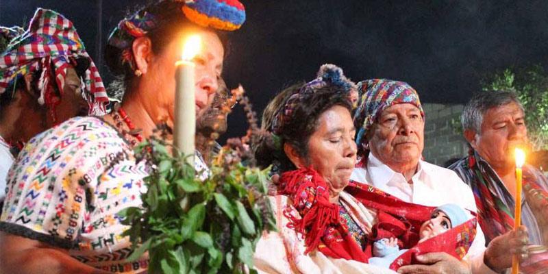 La tradición de la Corrida del Niño Dios en Guatemala