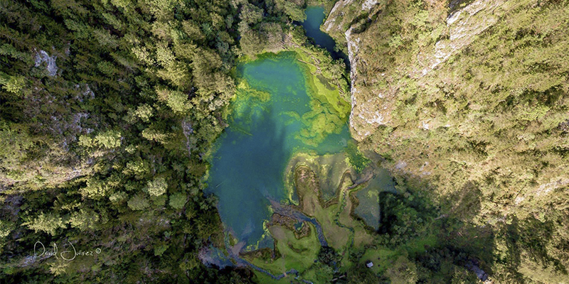 Leyenda de la Laguna Magdalena