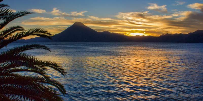 Leyenda de la historia del lago de Amatitlán