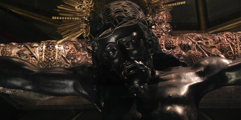Leyenda de los Cristos del Calvario de Guatemala
