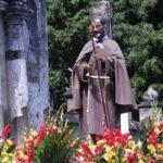 Leyenda del Cristo del Santo Hermano Pedro en Guatemala