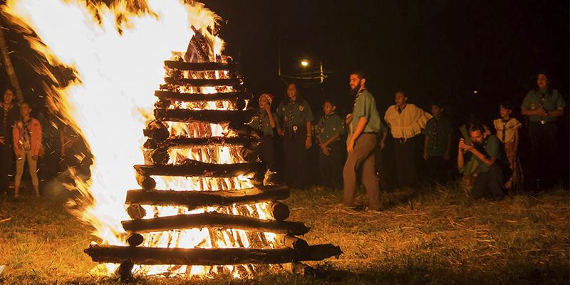Leyenda del Fuego en Guatemala