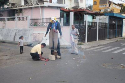 Orígen de la Quema de Judas en Guatemala