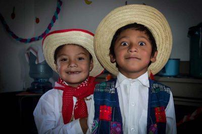 Origen de la tradición de vestir a los niños con trajes típicos para el día de la Virgen de Guadalupe