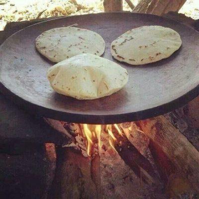 Receta para hacer tortillas de maíz guatemaltecas