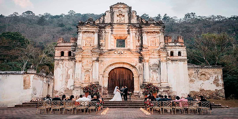 Requisitos para contraer matrimonio civil en Guatemala - Foto IG @idoguatemala⠀