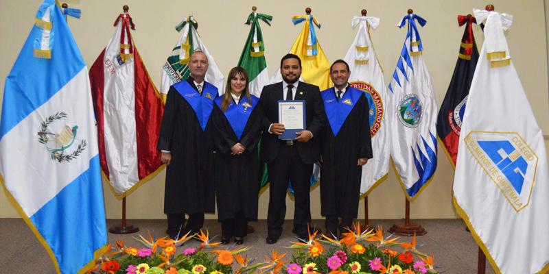 Inscripci n en los colegios profesionales de guatemala for Escuela de ingenieros