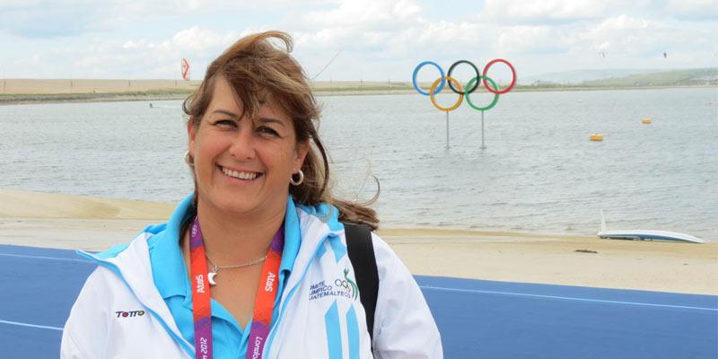 Sóftbol guatemalteco Patricia Godoy