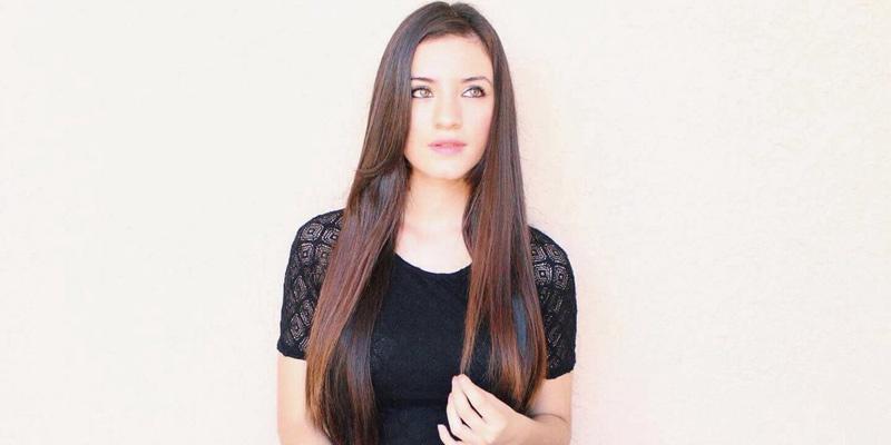 Youtuber guatemalteca Michi Muñoz